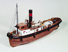1/50 Sanson Tugboat Kit